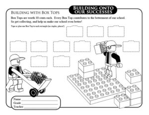 photograph regarding Box Top Printable Sheet identify Box Tops Bais Yaakov of Baltimore