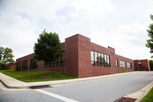 The Middle School - 12,000 square foot modern addition