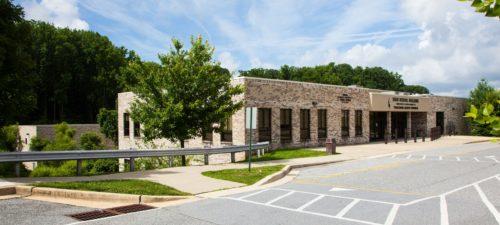 6302 Smith Avenue - The High School Building